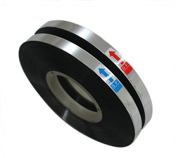 Segmented Film For Capacitor Use
