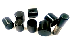 5/8 Inch Plastic Bolt End Cap in Sharjah from AL BARSHAA PLASTIC PRODUCT COMPANY LLC