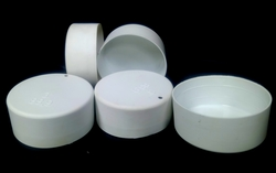 "3"" White Plastic Pipe End Cap in Sharjah from AL BARSHAA PLASTIC PRODUCT COMPANY LLC"