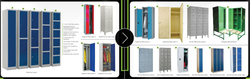 Changing Room Lockers supplier UAE