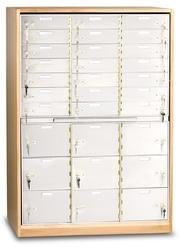 Guest Deposit Locker for Hotels