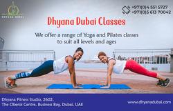 Hatha Yoga In Dubai   Kundalini Yoga - Dhyana Dubai Fitness Studio