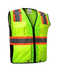 Safety Vest - GLOW from SAMS GENERAL TRADING LLC