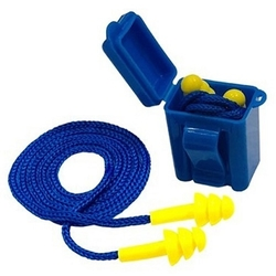 Empiral Reusable Corded Ear Plug  from SAMS GENERAL TRADING LLC
