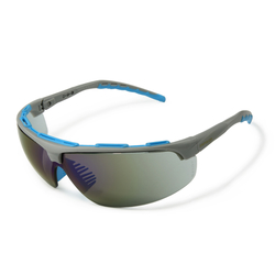 Empiral Safety Spectacle Maxima Blue Mirror (PREMIUM PLUS) from SAMS GENERAL TRADING LLC