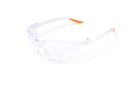 Empiral Safety Spectacle Fargo Clear Orange (BASIC PLUS) from SAMS GENERAL TRADING LLC