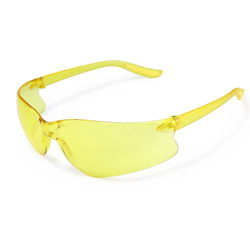 Empiral Safety Spectacle Fargo Amber (BASIC PLUS) from SAMS GENERAL TRADING LLC