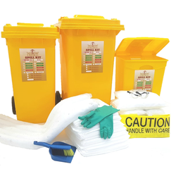 Empiral Oil Spill Kit BIN 30 Gallon (120 Ltrs) from SAMS GENERAL TRADING LLC