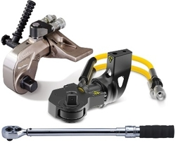 TORQUE WRENCHES , HYDRAULIC TOOLS, EQUIPMENT AND SUPPLIES from SPARETEX INTERNATIONAL FZE