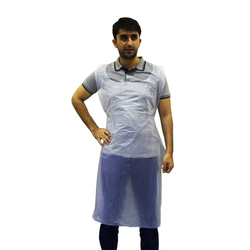 Empiral HDPE Disposable Apron from SAMS GENERAL TRADING LLC