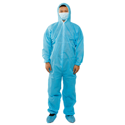 Empiral Disposable Coverall PP Non Woven 50 GSM  from SAMS GENERAL TRADING LLC