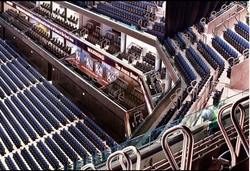 Arena Seating Dubai