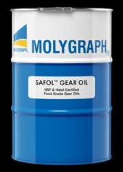 MOLYGRAPH SAFOL NSF H1 FOOD GRADE GEAR OIL UAE from MILLTECH