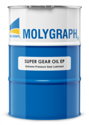 MOLYGRAPH GEAR OILS SUPER  UAE from MILLTECH