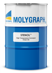 MOLYGRAPH CONVEYOR CHAIN OILS STENOLT 50 220 UAE OMAN from MILLTECH