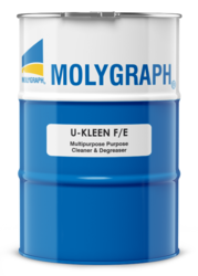 MOLYGRAPH WAX AND GREASE CLEANERS U KLEEN F E  UAE OMAN from MILLTECH
