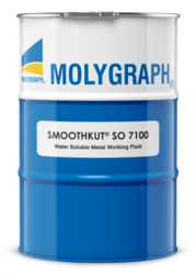 MOLYGRAPH SOLUBLE CUTTING OIL UAE from MILLTECH