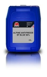 MILLERS Alpine Antifreeze BT Blue 50% UAE-OMAN from MILLTECH