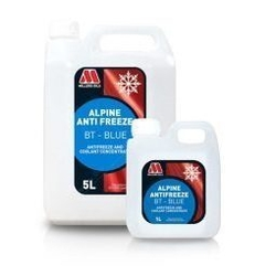MILLERS Alpine Antifreeze BT Blue Concentrate-UAE-OMAN from MILLTECH