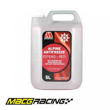 MILLERS-Alpine Antifreeze Extend Red Concentrate-UAE from MILLTECH