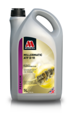 MILLERS -Millermatic ATF D-VI-UAE from MILLTECH