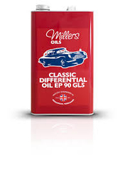 MILLERS Classic Differential Oil EP 90 GL5 -UAE from MILLTECH