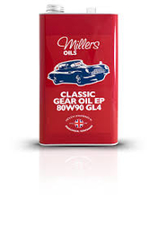 MILLERS Classic Gear Oil EP 80w90 GL4-UAE from MILLTECH
