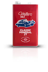 MILLERS -Classic Mineral 2T-UAE from MILLTECH FZE