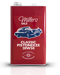 MILLERS Classic Mini Oil 20w50 - UAE from MILLTECH