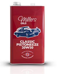MILLERS Classic Pistoneeze 20w50 UAE from MILLTECH