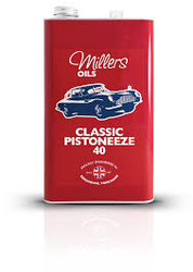MILLERS -Classic Pistoneeze 40-UAE from MILLTECH FZE