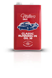 MILLERS-Classic Running In Oil-UAE from MILLTECH