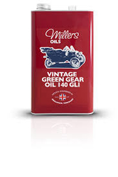MILLERS - Vintage Green Gear Oil 140 GL1-UAE from MILLTECH