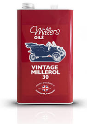 MILLERS - Vintage Millerol 30- UAE from MILLTECH FZE