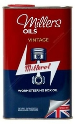 MILLERS - Vintage Worm Steering Box Oil- UAE from MILLTECH