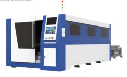 Metal Cnc Fiber Laser Cutting Machine
