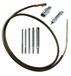 SWEPAC - PVG POKER VIBRATOR, MECHANICAL PENDULUM TYPE from ELMEC EQUIPMENT TRADING LLC