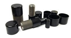 "bpt 1/8 "" Plastic Bolt Cap in Dubai from AL BARSHAA PLASTIC PRODUCT COMPANY LLC"