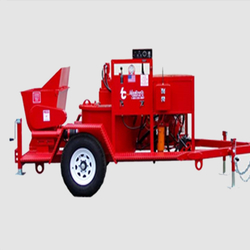 HYDRAULIC CONCRETE PUMPING MACHINE from ACE CENTRO ENTERPRISES