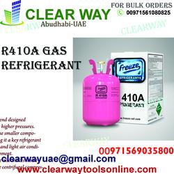 R410A GAS REFRIGERANT DEALER IN MUSSAFAH , ABUDHABI , UAE
