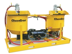 DIESEL ENGINE DRIVEN HYDRAULIC POWER UNIT FOR GROUT PUMP