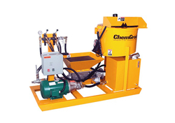 CHEMICAL INJECTION MACHINE IN DOHA