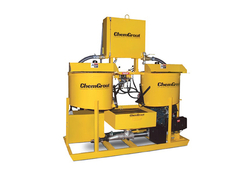 CHEMGROUT COLLOIDAL MIXERS
