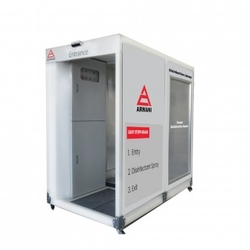 DISINFECTION BOOTH - Q32NT