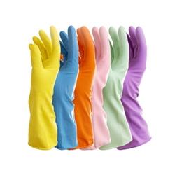Latex Gloves Household
