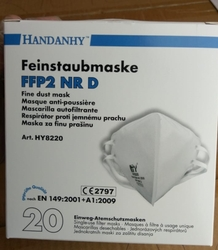 Dust Mask FFP2,042222641