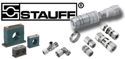 STAUFF Tube clamps