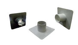 80x 80 Plastic Foil Core Holder in UAE from AL BARSHAA PLASTIC PRODUCT COMPANY LLC