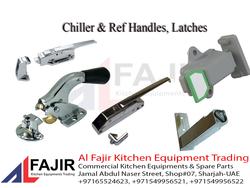 Door handles for refrigeration / Chiller Handles Latches / Walk In Chiller Handles Suppleirs In UAE