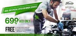 Dubai Luxury Vehicle Workshop – Premier Car Care